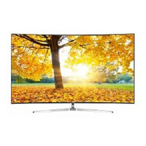 Samsung JU6600 55 Inch LED Wi Fi Curved Smart 4K TV