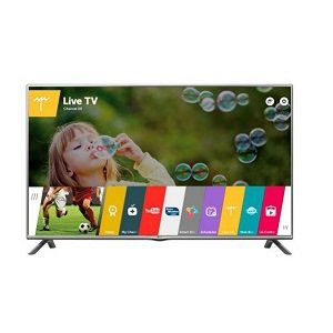 LG UF6400T 49 Inch IPS Panel Triple XD Engine WiFi 4K TV