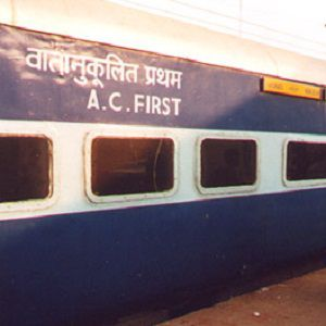 Kolkata to Kalka Air Condition Kalka Mail Train Ticket
