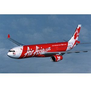 Dhaka to Kuala Lumpur Return Air Ticket Fare by Air Asia