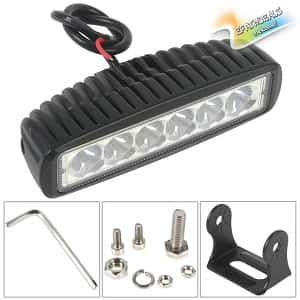 Motorcycle LED Light Bar