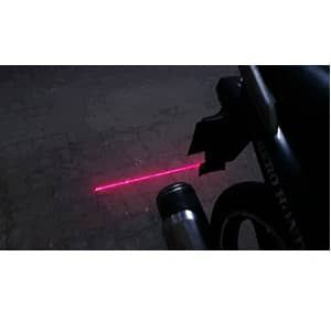 Laser Rear Light for Bike