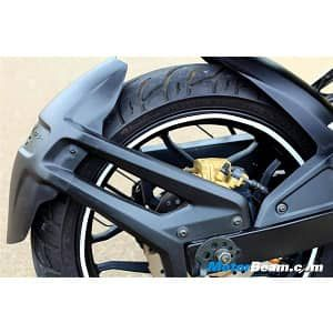 Special Tire Guard for Pulsar AS