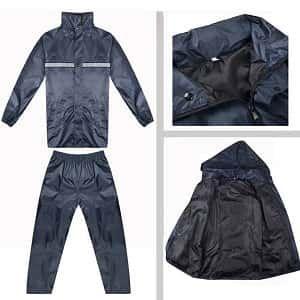 Rain Coat for Biker