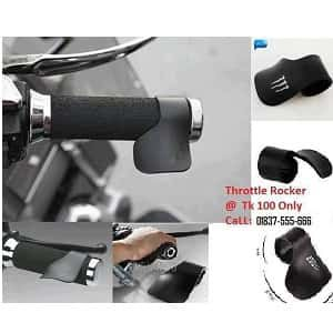 Throttle Rocker Assist for Biker