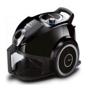 Bosch BGS4HYGGB Quiet SilentClean Black Vacuum Cleaner