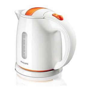 Philips HD 4646 Stainless Steel 1.5 Liter Polypropyle Kettle