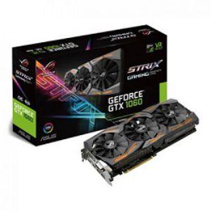 ASUS ROG STRIX GTX1060 O6G GAMING 6GB Graphics Card