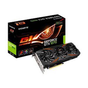 Gigabyte GeForce® GTX 1070 G1 8GB DDR5 Gaming Graphics Card