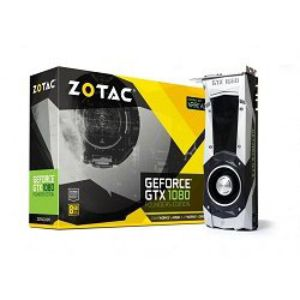 ZOTAC GeForce® GTX 1080 8GB Founders Edition
