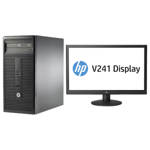 HP 280 G1 MT Business Desktop PC Core i3 3 Years Warranty