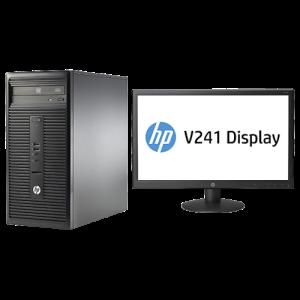 HP 280 G1 MT Business Desktop PC Core i3 3 Years Warranty