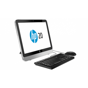 HP AIO 20 e024L Quad Core 6th Gen All in One PC 1 Year Warranty