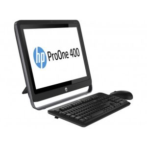 HP AIO ProOne 400 G2 i3 TOUCH PC 1 Year Warranty