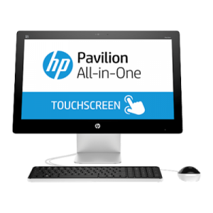 HP AIO Pavillion 23 q168d Core i7 TOUCH PC 1 Year Warranty