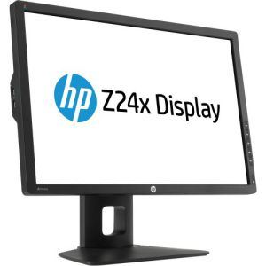 HP DreamColor Z24x 24 Inch Display
