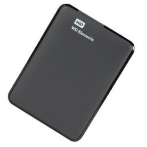 Western Digital Elements 3TB Portable HDD