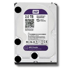 Western Digital 2TB 3.5 inch PURPLE HDD WD20PURX Hard Disk