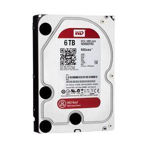 Western Digital 6TB 3.5 inch RED HDD WD60EFRX