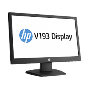 HP V193B 18.5 inch LED Backlit Monitor