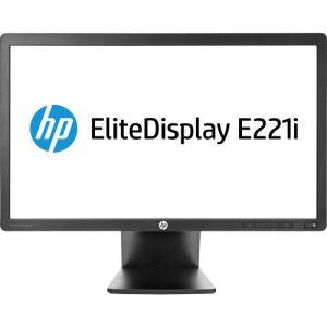 HP EliteDisplay E221i 21.5 inch IPS LED Backlit Monitor