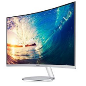 Samsung C27F591FDW 27 Inch Curved Borderless Full HD Monitor