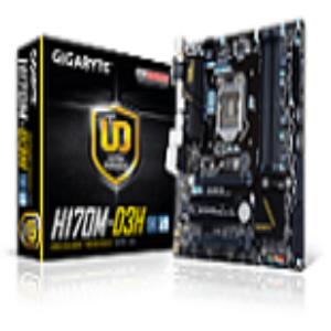 Gigabyte GA H170M D3H DDR4 MotherBoard