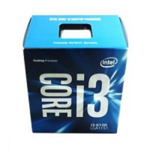 Intel® 6th Generation Core™ i3 6100 Processor