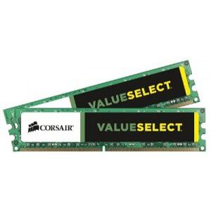 Corsair Valueselect 8GB DDR3 1600 RAM