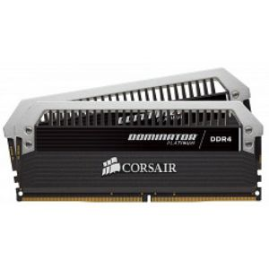 Corsair Dominator® Platinum Series 16GB (2 x 8GB) DDR4 DRAM 3200MHz C16 Memory Kit