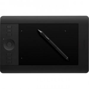 WACOM Intuos Pro Pen and Touch Medium Tablet PTH651