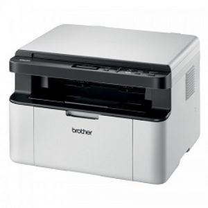 Brother DCP 1610W Compact All In One Wireless Mono Laser Printer