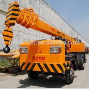 5 Ton Boom Truck Crane