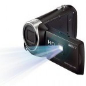 Sony HDR PJ410 Full HD Video Camcorder Built In Projector