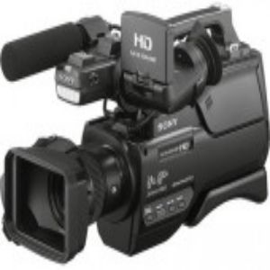 Sony HXR MC2500 Shoulder Mount Professional Video Camera