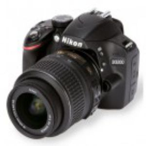 Nikon D3200 24.2 MP CMOS DSLR with 18 55mm Lens
