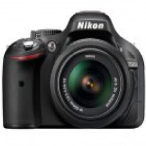 Nikon D5200 Digital SLR Camera with 18 55 Lens Kit