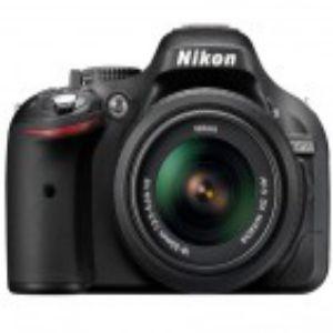 Nikon D5200 Digital SLR Camera with 18 55 Lens Kit