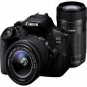 Canon DSLR Camera EOS 700D IS2 Full HD 18MP Sensor USB