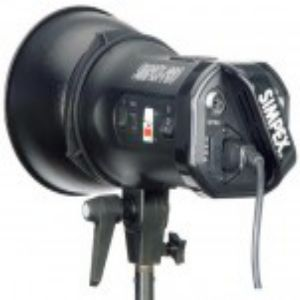 Simpex Pro 3500 N Studio Flash Light with Tripod Stand