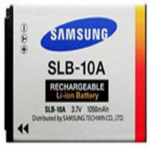 Samsung SLB 10A Lithium Ion Rechargeable Battery