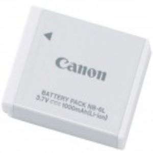 Canon NB 6L Lithium Ion Digital Camera Battery