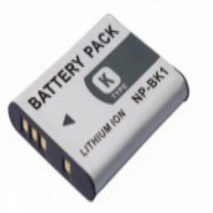 Sony NP BK 1 Rechargeable Li Ion Camera Battery