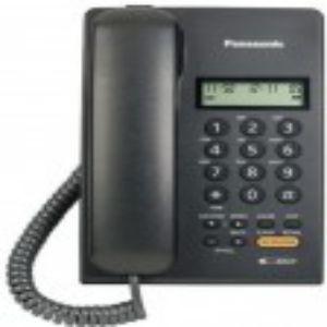 Panasonic Corded Telephone Landline KX TS62 Basic Caller ID
