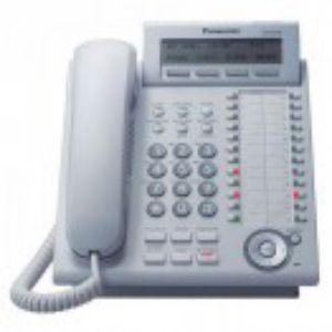 Panasonic Digital Telephone Duplex Speaker 3 Line KX DT333