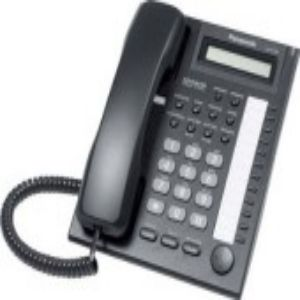 Panasonic Telephone Caller ID Wall Mount Corded KX T7730