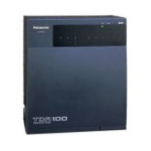 Panasonic KX TDA100D VoIP Hybrid IP PBX System Machine