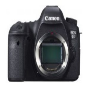Canon EOS 6D 20.2MP Wi Fi GPS Full HD Digital SLR Camera