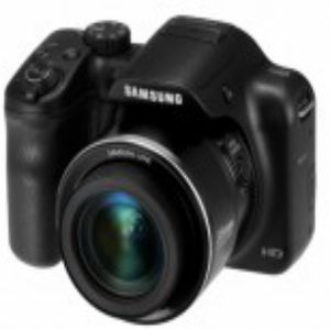 Samsung WB1100F 35x Optical Zoom Lens Smart Digital Camera