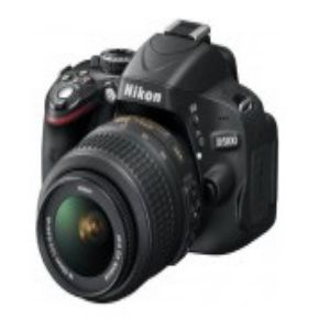 Nikon DSLR Camera D5100 16MP Full HD 3D AF Tracking 3 Inch LCD